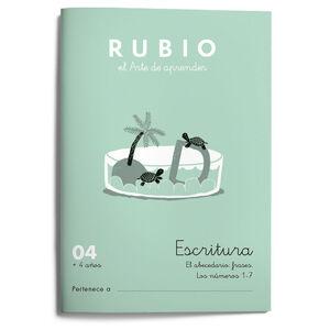 Escritura RUBIO 04 +4