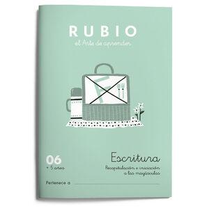 Escritura RUBIO 06 +5