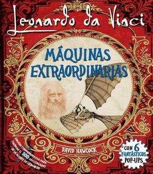 Leonardo da Vinci, máquinas extraordinarias POP-UP