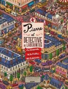 Pierre. El detective de laberintos (2019)