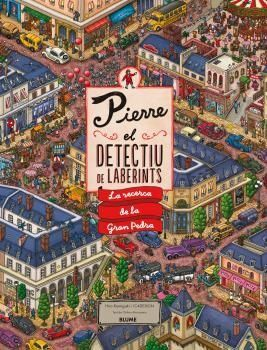 Pierre. El detectiu de laberints (2019)