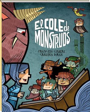 El cole de los monstruos