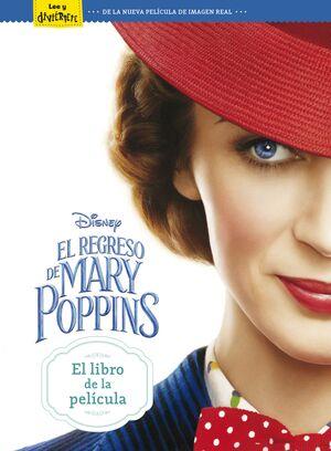 EL REGRESO DE MARY POPPINS. GRAN LIBRO DE LA PELIC
