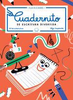 Cuadernito de escritura divertida, volumen 2
