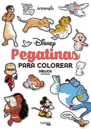 PEGAT. COLOREAR DISNEY