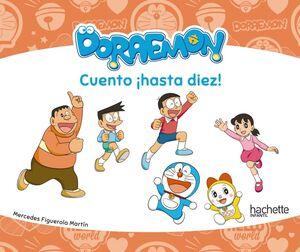 Cuento ¡hasta diez! con Doraemon