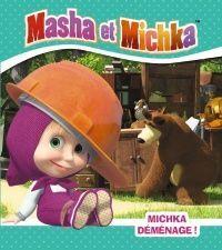 MASHA Y EL OSO. CUENTO