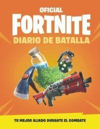 DIARIO DE BATALLA - OFICIAL FORTNITE