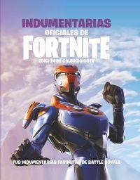 INDUMENTARIAS OFICIALES DE FORTNITE-EDICIÓN DE COLECCIONISTA