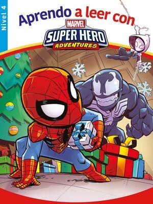 Aprendo a leer con los superhéroes Marvel - Nivel 4 (Aprendo a leer con Marvel)