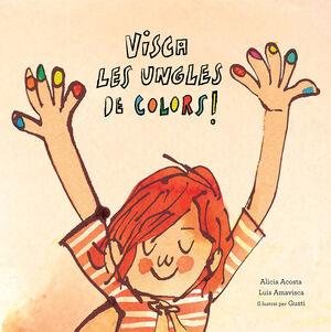 VISCA LES UNGLES DE COLORS!