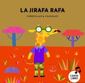La jirafa Rafa SPA
