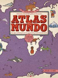 Atlas del mundo. Edición ampliada