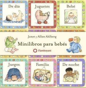 Minilibros para bebés