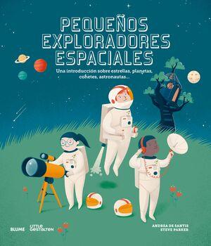 Pequeños exploradores espaciales