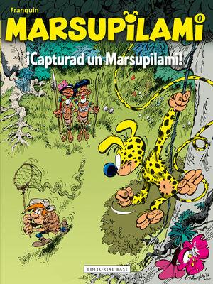 Marsupilami 0. ¡Capturad un Marsupilami!