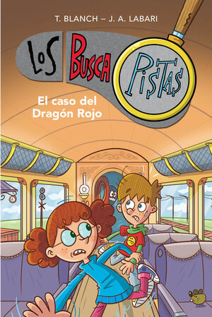 EL CASO DEL DRAGON ROJO