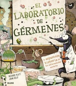 El laboratorio de gérmenes