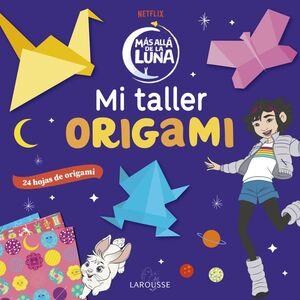Más allá de la Luna. Mi taller origami