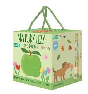 Naturaleza. Eco Cubitos. Edic. ilustrado (Español)
