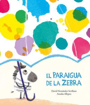 El paraigua de la Zebra