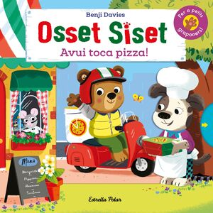 Osset Siset. Avui toca pizza!