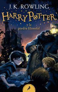 HARRY POTTER Y LA PIEDRA FILOSOFAL - HARRY POTTER