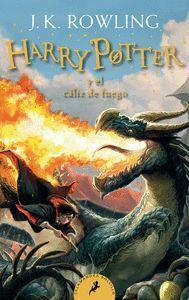 4.HARRY POTTER Y EL CALIZ DE FUEGO