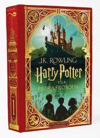 Harry Potter y la piedra filosofal (Ed. Minalima) (Harry Potter 1)