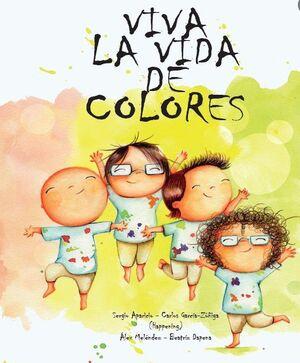 Viva la vida de colores