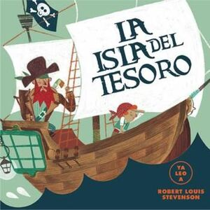 La isla del tesoro (Ya leo a)