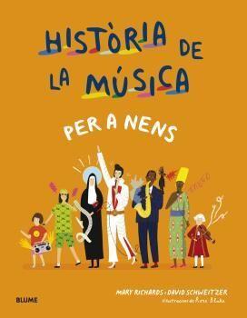Història de la música per a nens