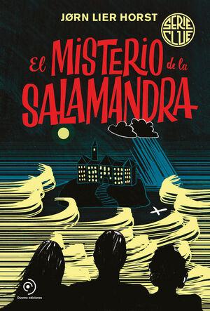 MISTERIO DE LA SALAMANDRA,EL