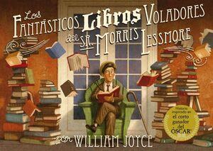 LOS FANTASTICOS LIBROS VOLADORES SR. MOR