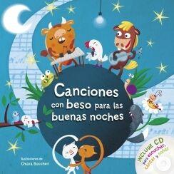 CANCIONES CON BESO PARA LAS BUENAS NOCHES