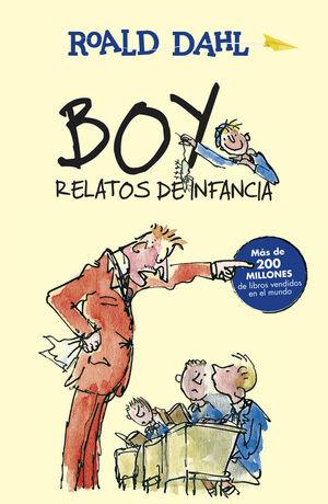 Boy (Alfaguara Clásicos)