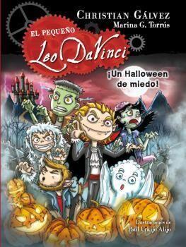 �Un Halloween de miedo! (El peque�o Leo Da Vinci 7)