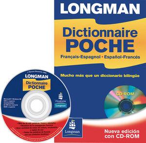 Longman dictionnaire poche + cd rom