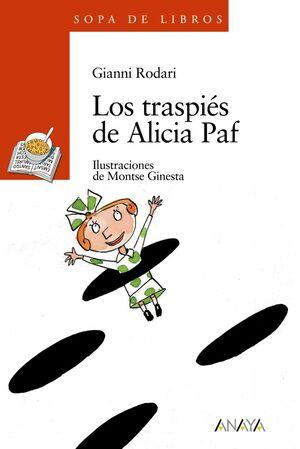 LOS TRASPIÉS DE ALICIA