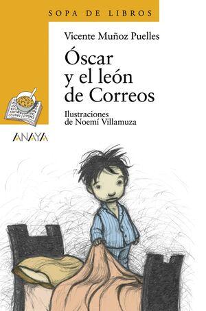 OSCAR EL LEON DE CORREOS