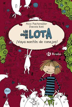 Las cosas de LOTA: ¡Vaya montón de conejos!