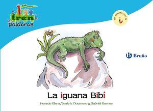 La iguana Bibí (I)