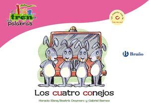 Los cuatro conejos (C)