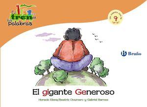 El gigante Generoso G (ge, gi)
