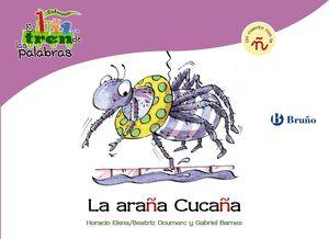 La araña Cucaña (Ñ)