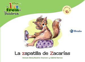La zapatilla de Zacarías (Z)