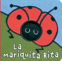 Librodedos - La mariquita Rita