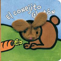 Librodedos - El conejito Glotón