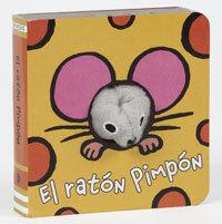 Librodedos - El ratón Pimpón