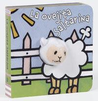 Libro dedo - La ovejita Saltarina